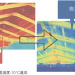 遮熱シートを使って暑さ対策&電力使用量約30%ピークカット!